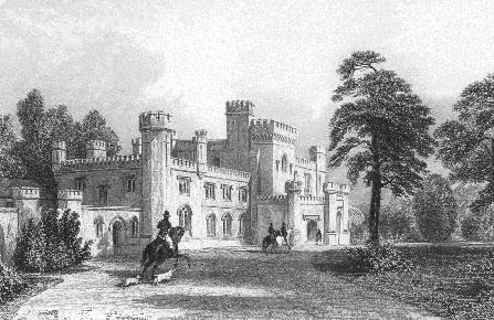 History - Kingswood Warren 1840