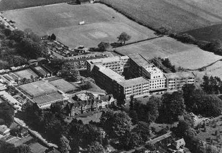 History - L&G Kingswood House 1960's