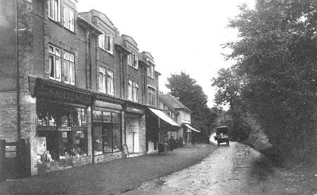 History - Shopping Ctr 1929