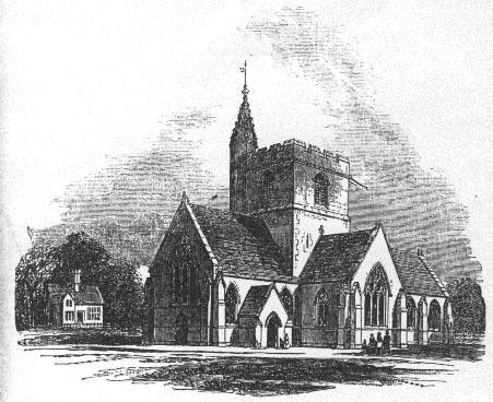 History - St Andrews Church 1952
